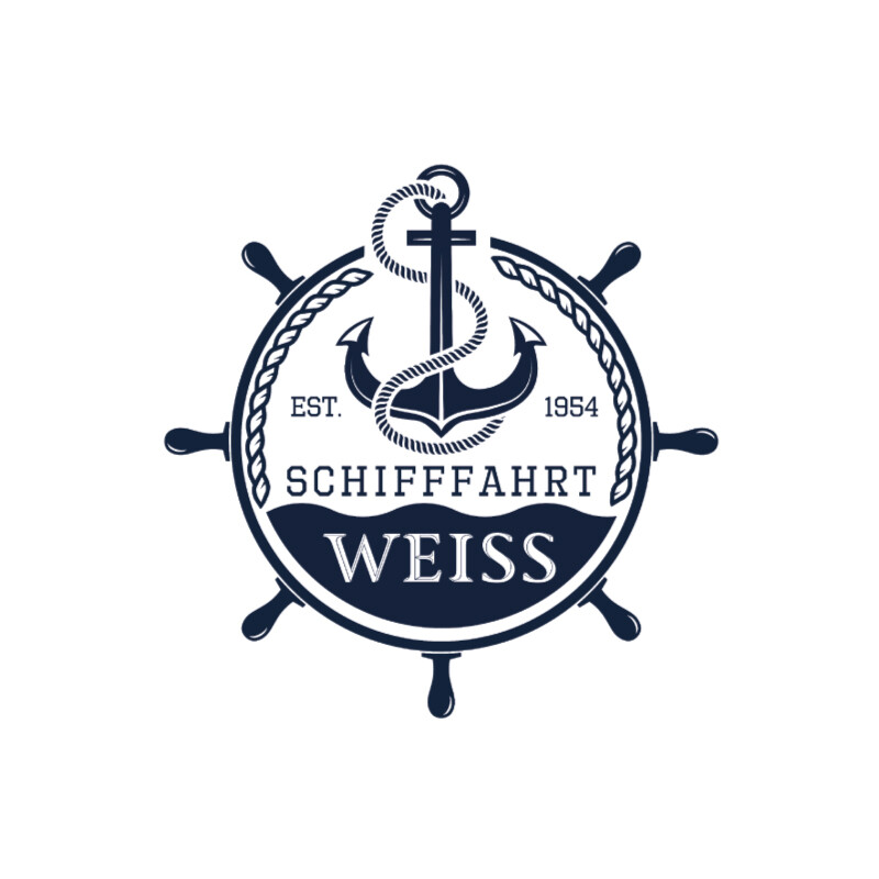 Schifffahrt Weiss